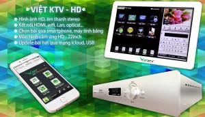 Hướng dẫn sử dụng đầu karaoke Việt KTV – HD new