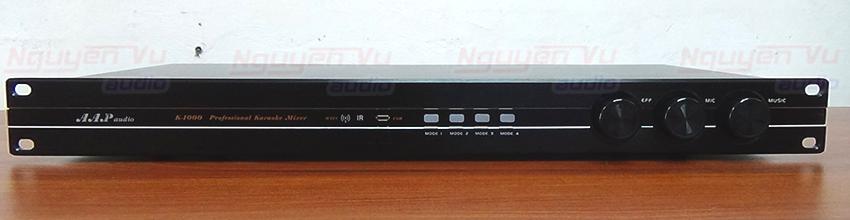 Mixer aap audio k 1000