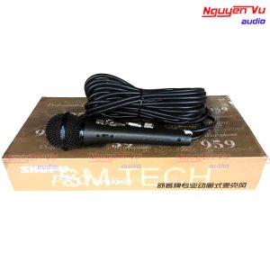 micro có dây shupu SM 959