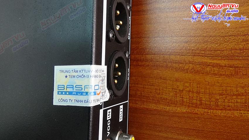 tem mixer JBL KX 100 basao của đơn vị nhập khẩu