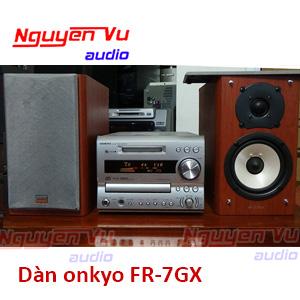 Dàn Onkyo FR-7GX bãi nhật
