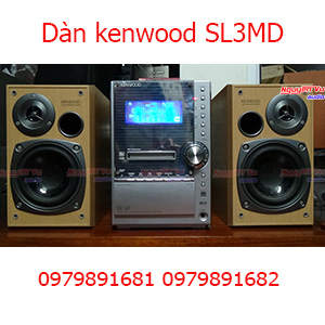 Dàn kenwood sl3md