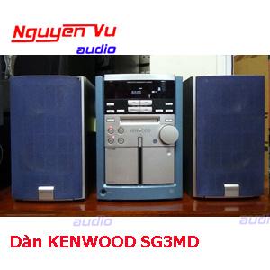 Dàn kenwood SG3MD