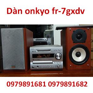 Dàn Onkyo FR-7GXDV