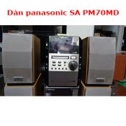 Dàn panasonic SA PM70MD