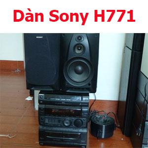 Dàn Sony H771