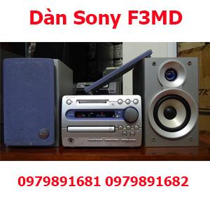 Dàn sony f3md