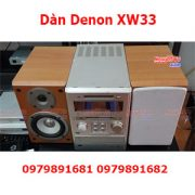 Dàn Denon XW33
