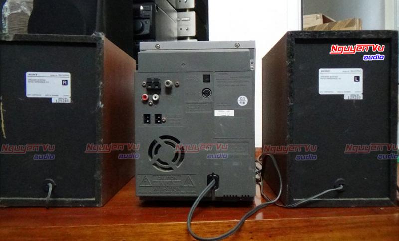 Dàn Sony CMT J500 bãi nhật
