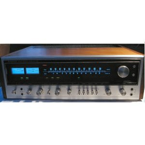 amply pioneer sx 1010