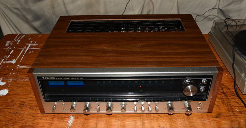Amply Pioneer SX 939