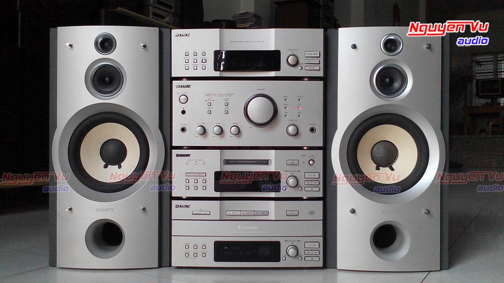 Dàn Sony MD 77
