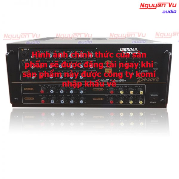 Amply jarguar suhyoung pa 506dp