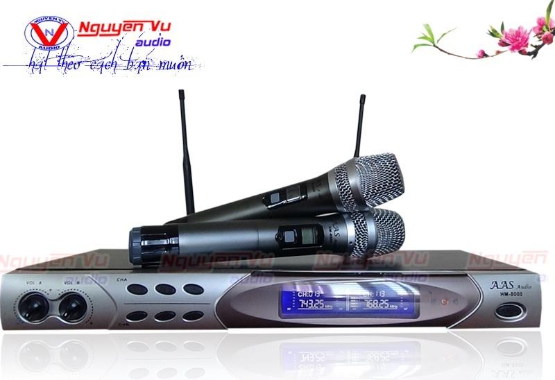 aas audio hm8000