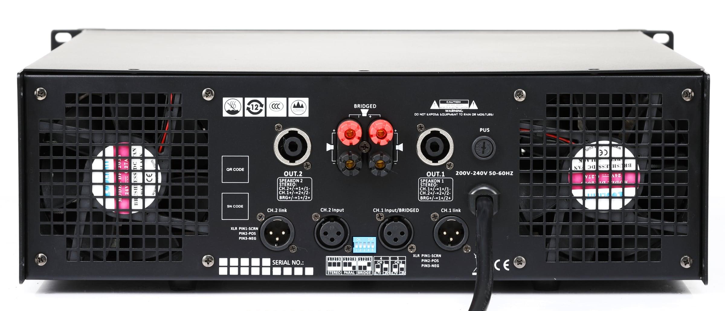 Cục đẩy công suất AAP STD13002