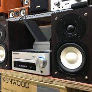 Dàn mini Kenwood K531 hàng nhật bãi