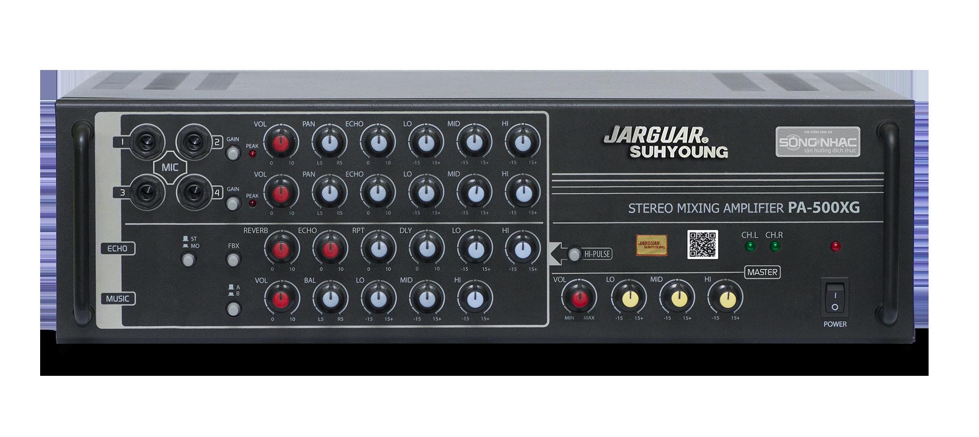 Amply Jarguar PA-500XG