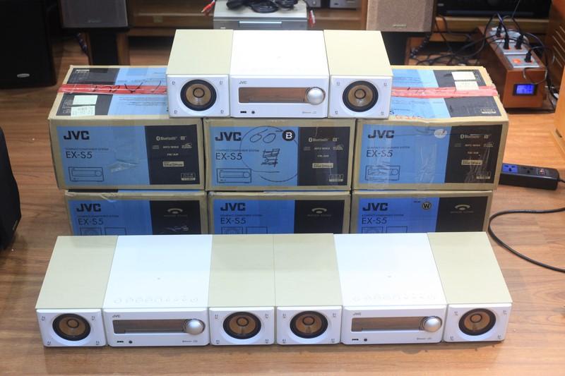 Dàn mini JVC EX S5 đẳng cấp