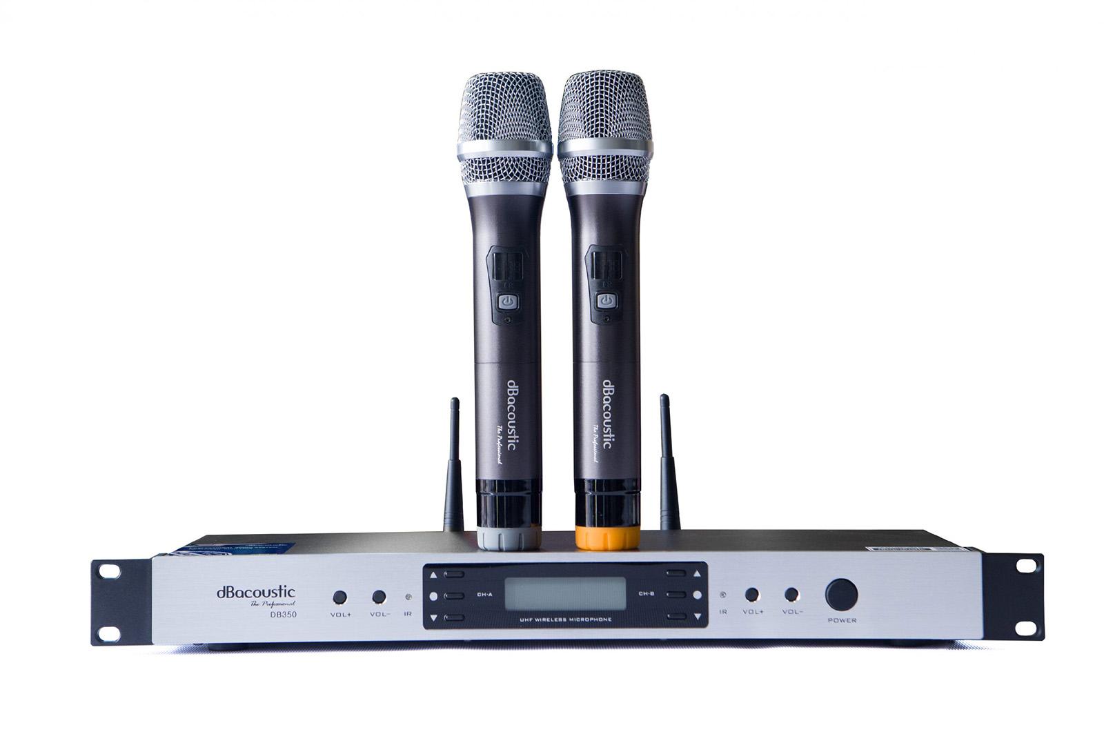 Micro không dây db acoustic db350